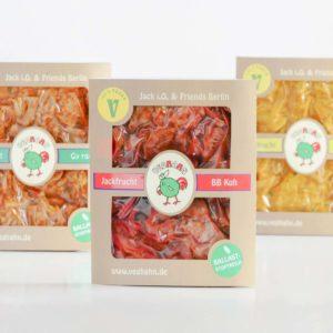 Sparpaket kaufen Jackfruit Fleischersatz